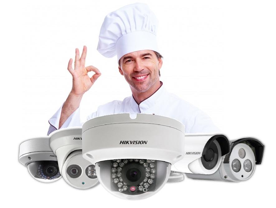 Профессионал видеонаблюдения
