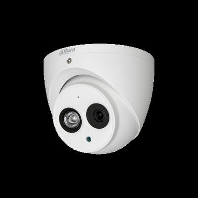 Антивандальная купольная камера