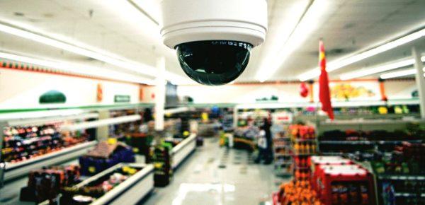 видеонаблюдения в магазине